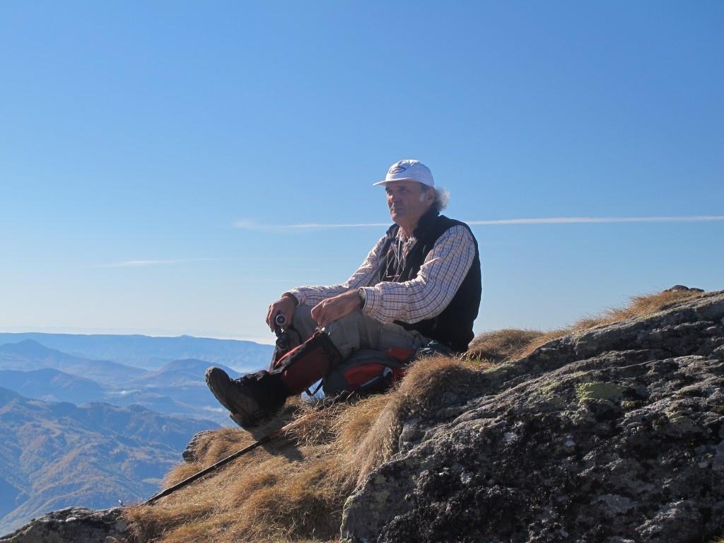 Domnul Costel si muntele sau iubit